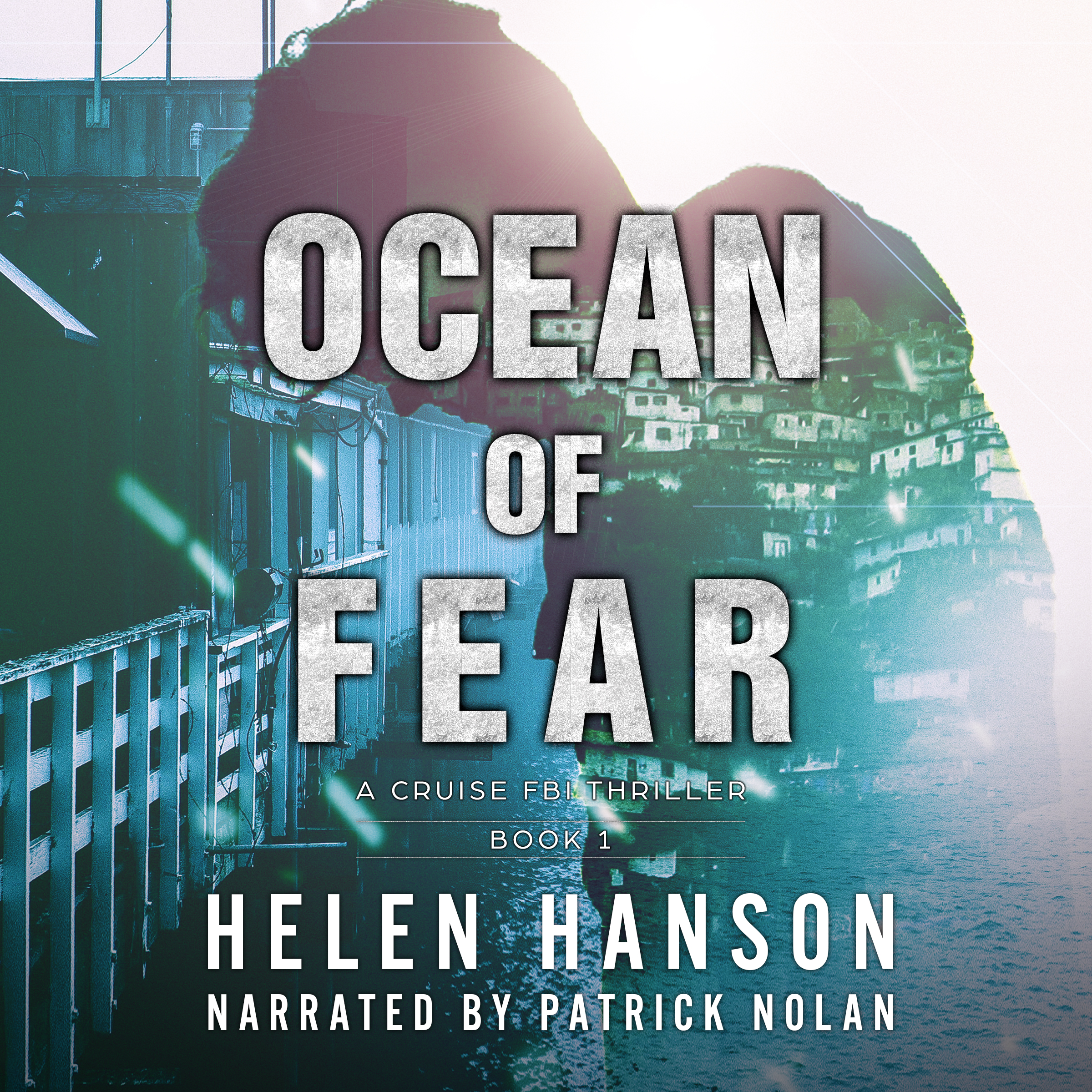 Ocean of Fear, Cruise FBI thriller series, hacker, cyber crime, cia thrillers, spy novels, espionage and spy thrillers, fbi thrillers, technothrillers, audiobook, audible, itunes