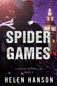 Spider Games, terrorism thrillers, fbi thrillers, technothrillers, psychological thriller, drone wars, police procedural, terrorist thrillers, audiobook, audible, itunes