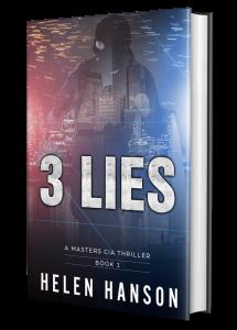 3 Lies, # 1 bestseller, technothriller, cia, masters series, kidnapping, supreme court, clint masters, boston, terrorist, hacker, espionage, spy thriller
