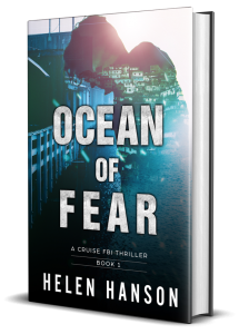 Ocean of Fear, Cruise FBI thriller series, hacker, cyber crime, cia thrillers, spy novels, espionage and spy thrillers, fbi thrillers, technothrillers